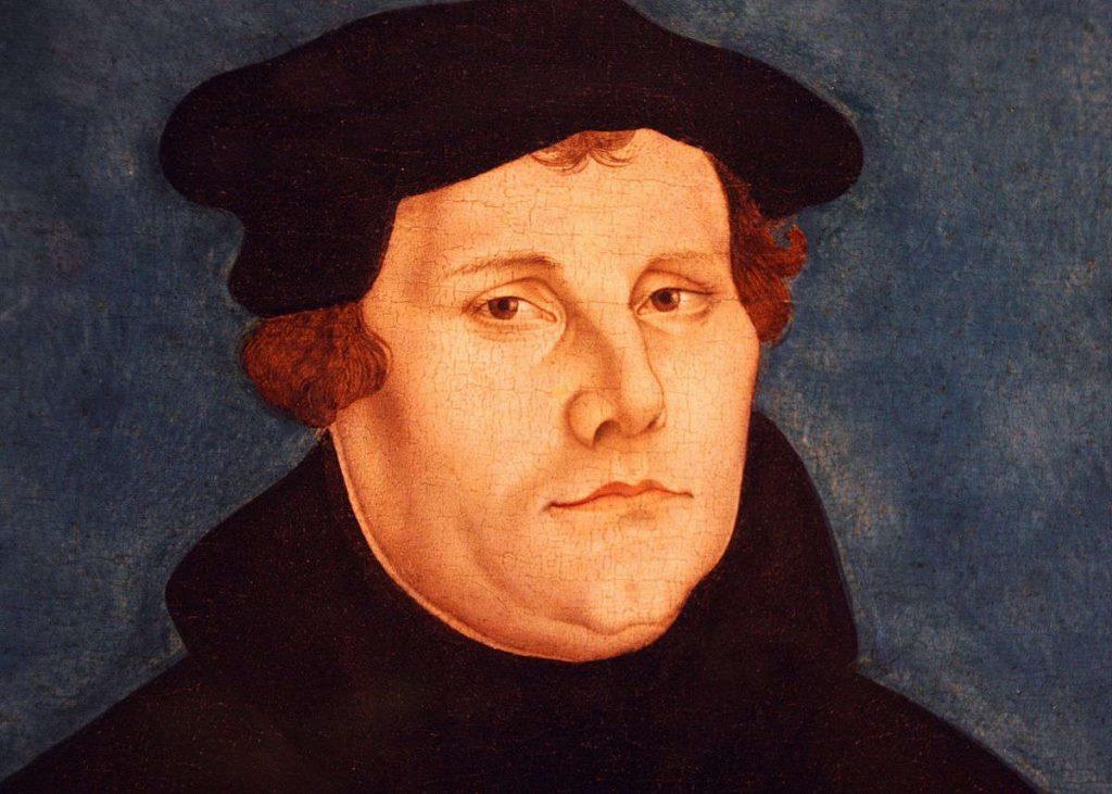 MARTIN LUTHER EN 1528: PORTRAIT PAR LUCAS CRANACH